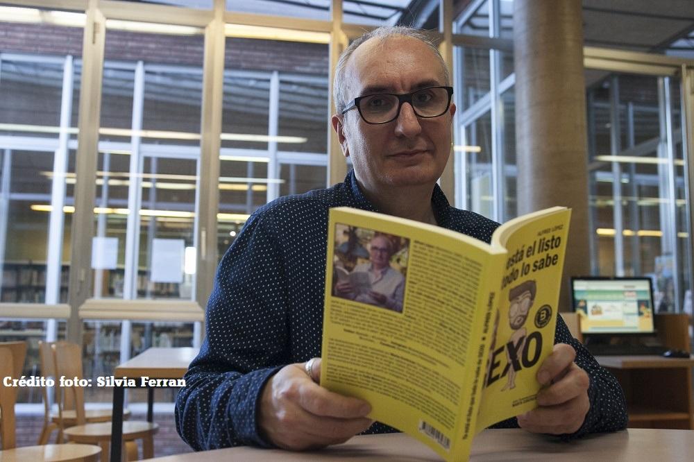 Alfred Lopez (Crédito foto Silvia Ferran)